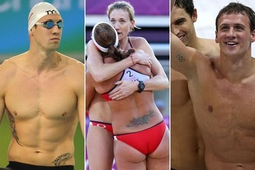 Olympic Ink - Athletes with Tattoos