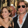Brad Pitt and Angelian Jolie