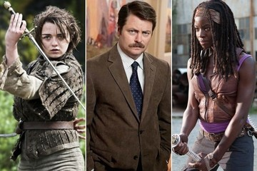 Who's the Most Badass Television Character of 2014?