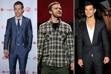 Hollywood's Hottest Bachelors of 2011