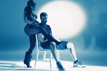 Drake's Face Is the Real Winner of Nicki Minaj's 'Anaconda' Video