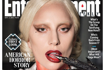 Lady Gaga Spills Juicy Details About 'AHS:Hotel'