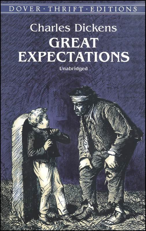 an analysis of the evolution of pip in great expectations by charles dickens