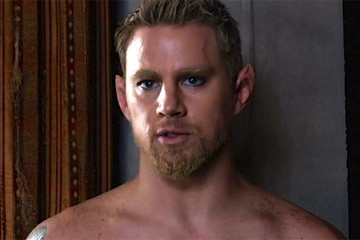 Let's Talk About Channing Tatum's Ridiculous Facial Hair in 'Jupiter Ascending'