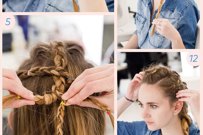 Trust Us, This Braid Only Looks Hard