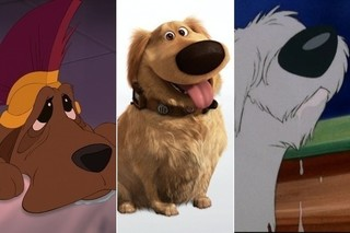 Can You Match the Disney Dog to the Movie?