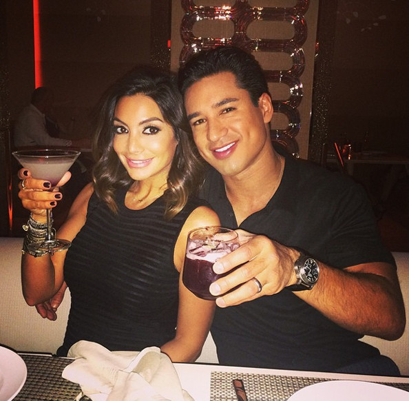 Courtney Mazza And Mario Lopez The Cutest Celebrity Couples On