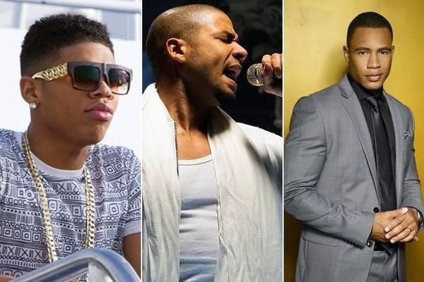 Empire stars dating hakeem and jamal