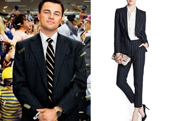 What to Wear: Channeling the Wolf of Wall Street