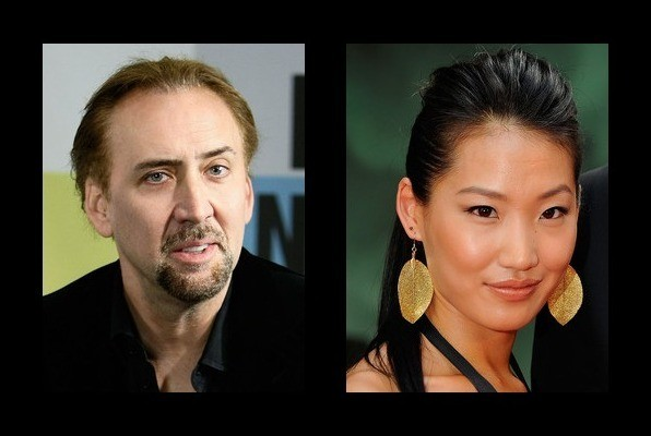 Nicolas Cage is marrie...