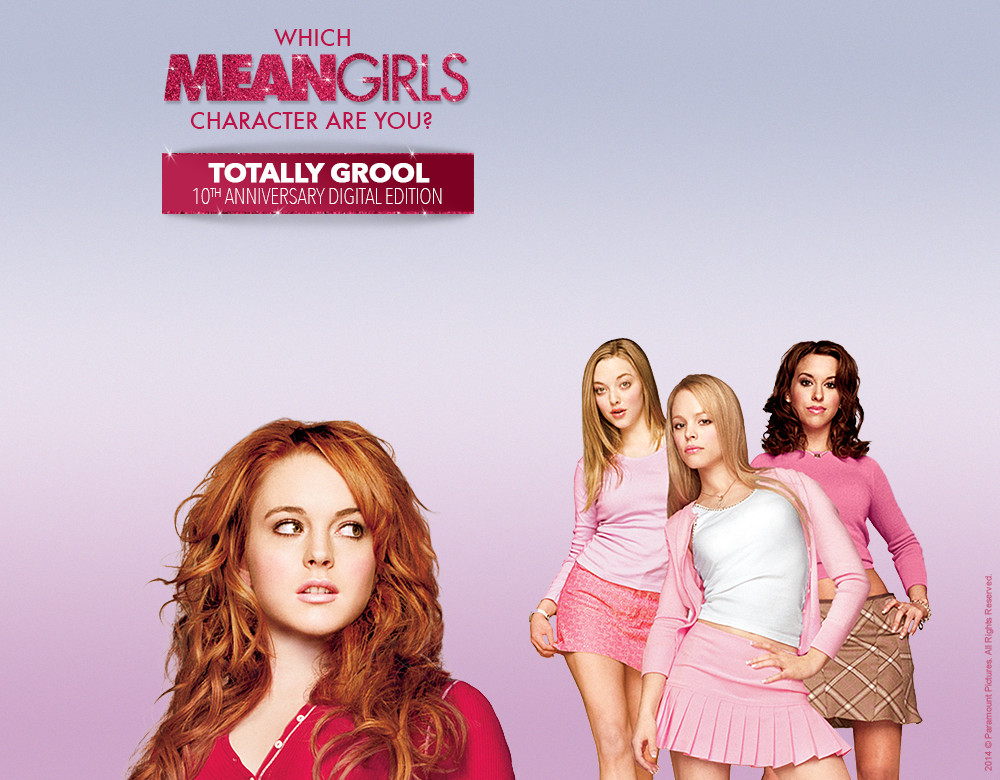 Which 'Mean Girls' Character Are You?