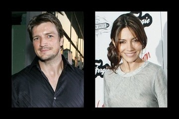Nathan Fillion Dating History