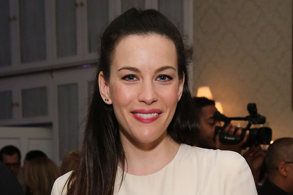 Liv Tyler's Graphic Stella McCartney T-Shirt