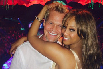 Tyra Banks Makes Surprise Baby Announcement