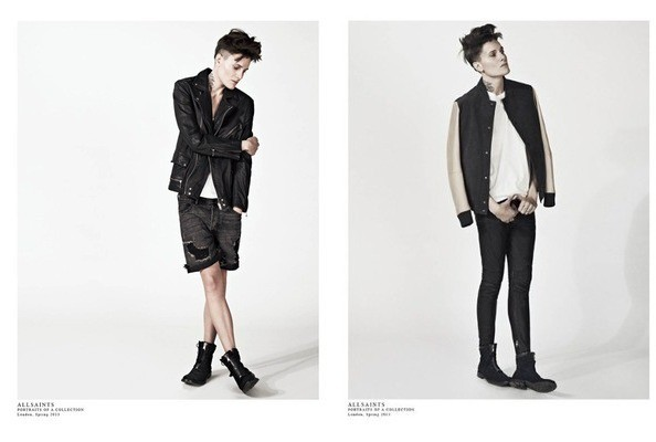 Gender-Bending Model Casey Legler Lands First Campaign, 'Thrift Shop' Tops Charts, and More!