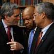 Lloyd+Doggett in Congressional Leaders Continue To Work On Bailout Legislation Plan - From zimbio.com