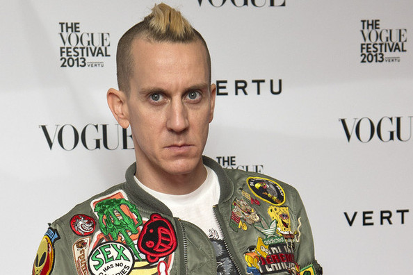 Jeremy Scott Designs Strollers for Badass Kids