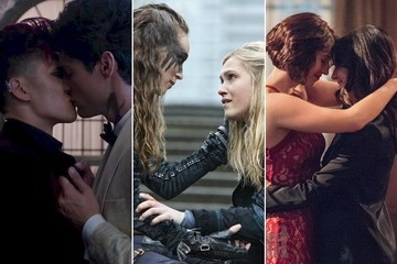 Get Familiar with the Top 32 Couples in Zimbio's 2017 TV Couples March Madness