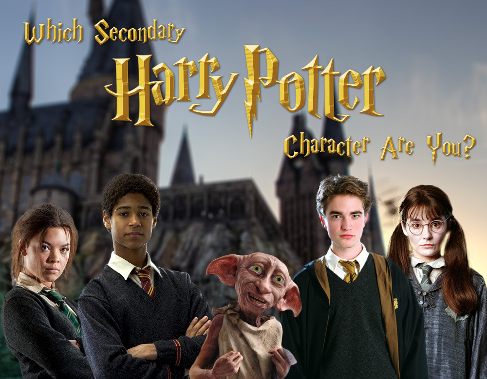 which secondary 39 harry potter 39 character are you quiz zimbio. Black Bedroom Furniture Sets. Home Design Ideas