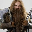 Gimli in 'The Lord of the Rings'