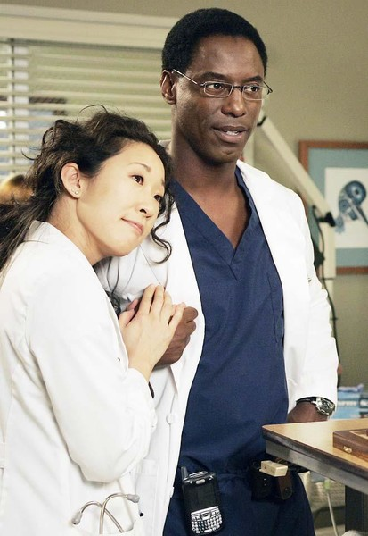 Cristina Yang Preston Burke Grey S Anatomy The Most Heartbreaking Star Crossed Lovers In Tv History Zimbio