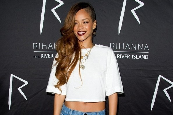 Rihanna Works On Her Second River Island Collection, Instagrams Sneak Peek