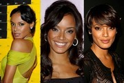 The Haute Hairstyles of Selita Ebanks