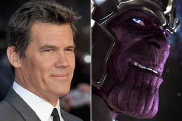 Josh Brolin Will Play Thanos in 'Guardians of the Galaxy'!