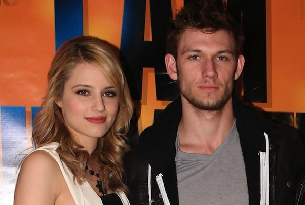 Report: Dianna Agron and Alex Pettyfer Split - Dianna ...