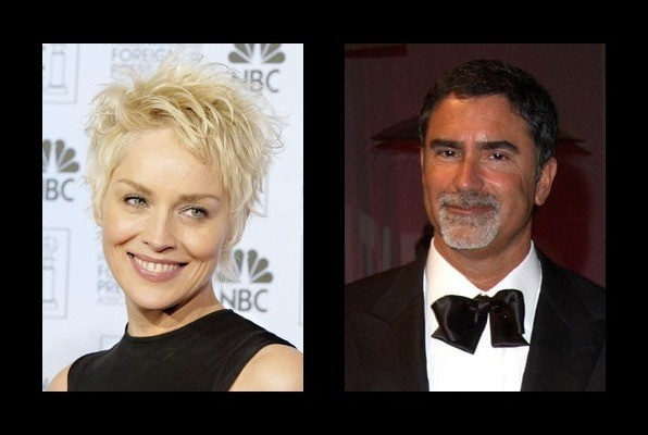 Sharon Stone was married to Phil Bronstein
