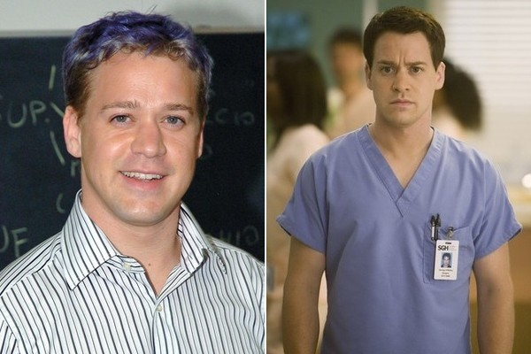 T.R. Knight - Then and Now: The Cast of \'Grey\'s Anatomy\' - Zimbio