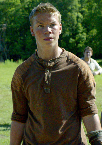 Will poulter plays gally in the maze runner