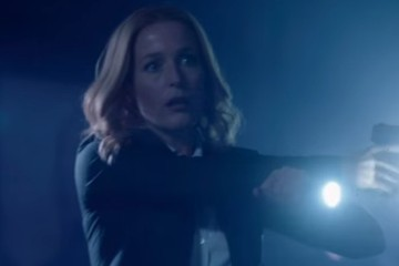 New 'X-Files' Footage Gives Us a First Glimpse of Mulder and Scully