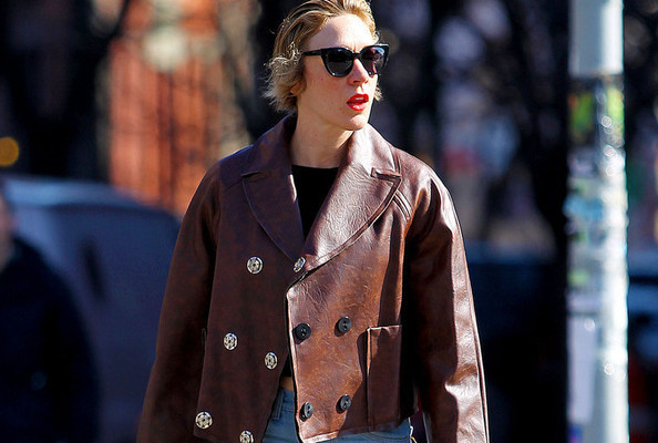 Chloe Sevigny's Coffee Run Outfit [PHOTOS]
