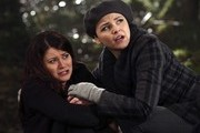 'Once Upon a Time' New Photos - A Very Scared Belle