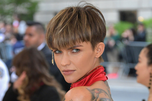 Orange Is The New Black's Ruby Rose Is Tapped As The CW's New Batwoman