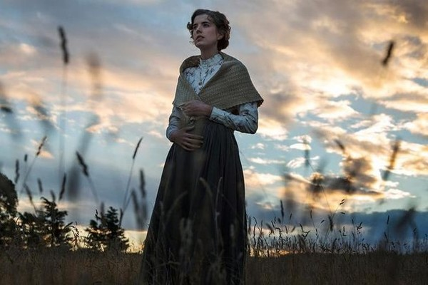 Agyness Deyn in Sunset Song. (Iris Productions)