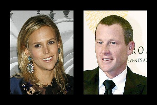 Tory Burch dated Lance Armstrong