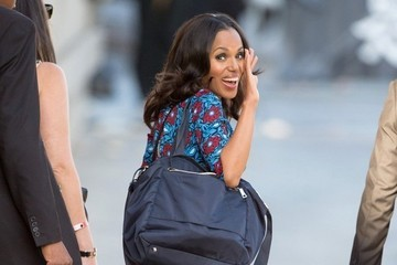 Kerry Washington Is Happy to Be Back to Work