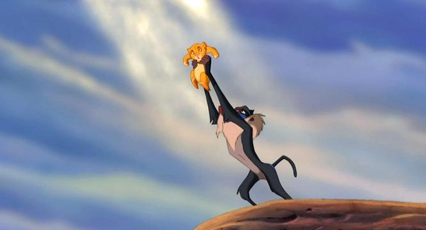 The Movie Was Going To End With Simba Being Thrown Off A Cliff 17