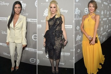 Stars Went Glam for 2015's Baby2Baby Gala