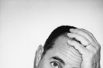 Strike a Pose: Jerry Seinfeld Models for Rag & Bone