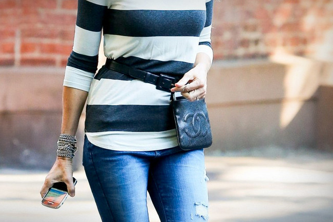 Would You Wear a High-Fashion Fanny Pack?