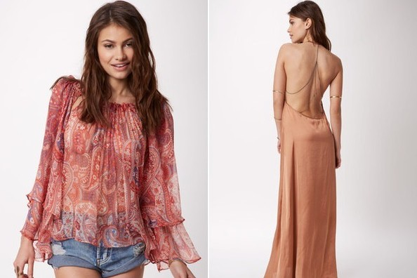Boho Clothing Source le by Alessandra