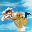 Sister Bertrille, 'The Flying Nun'