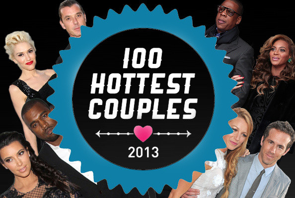 Hollywood's Hottest Couples