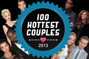 The 100 Hottest Celebrity Couples - 2013