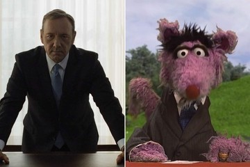 'House of Cards' Fans, You're Going to Love This 'Sesame Street' Parody