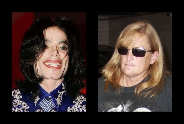 Michael Jackson was married to Debbie Rowe