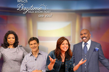 Which Daytime TV Talk Show Host Are You?